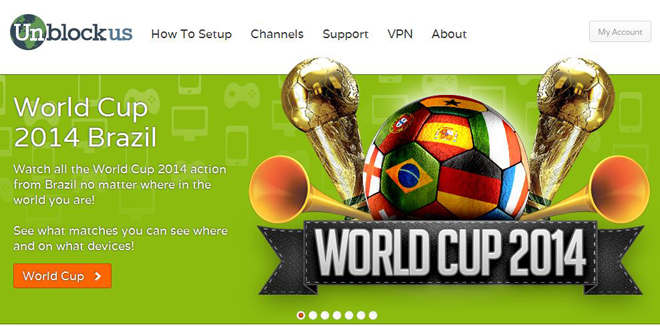watch fifa world cup 2014