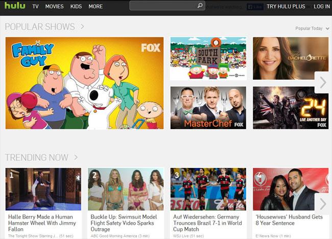 Hulu Online Video Streaming