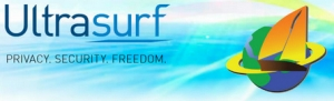 Ultrasurf freeware proxy