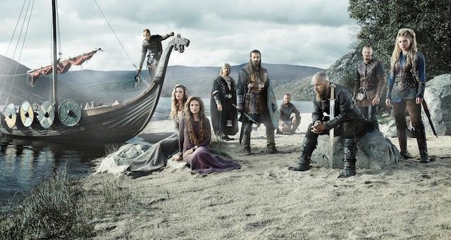 Vikings new image