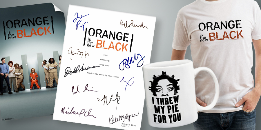 Prizes for Orange is the New Black Caption Contest
